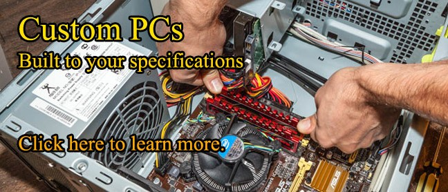 Custom Built PCs