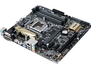 High end motherboard